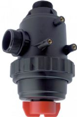 Suction Filter with Shut-Off Valve 8092003